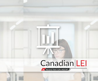 Canadian LEI - official registration agent LEI