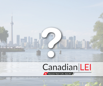 When do you need a Legal Entity Identifier?